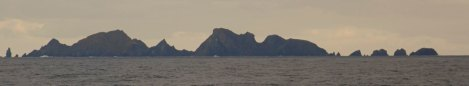 approaching Cape Horn, in the Drake Passage