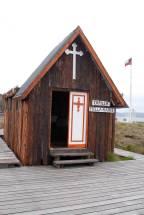 Chapel on Cape Horn