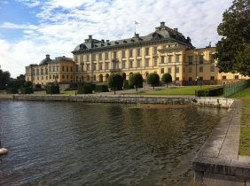 Drottningholm: royal residence
