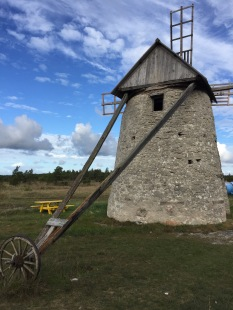 Windmill on Gotland