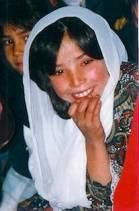 Girl in classroom, Kabul