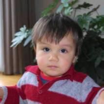 My grandson Felix