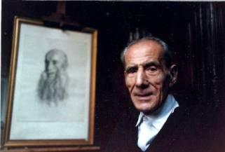 Flemish portrait painter Fons Verheyen