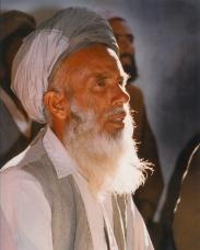 Teacher in Afghanistan