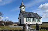 Chapel at Pingveilir National Park