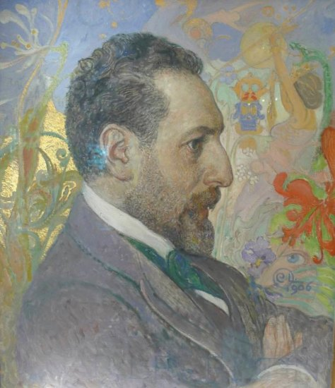 carl-larsson-potret-van-oscar-levertin-1906
