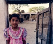 Girl in Rajasthan