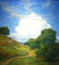 Prins Eugen, 1865-1947, Monet (The Cloud), 1895, Oil on Canvas, Göteborg Art Museum.