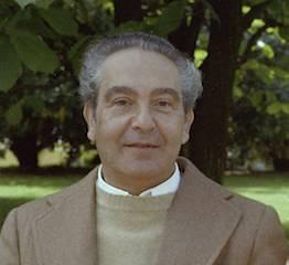 Horus Schenouda, Egyptian scholar, author and professor in Lugano, Switzerland