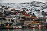 Honningsvåg, most northern fishing town