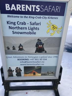 Kirkenes sports activities