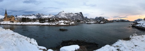 Kabelvaeg, Cathedral of Lofoten