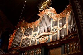 Trondheim cathedral organ