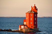 Uthaug lighthouse: the most famous lighthouse in Norway